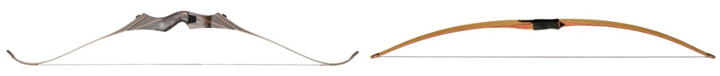 Recurve and Longbow